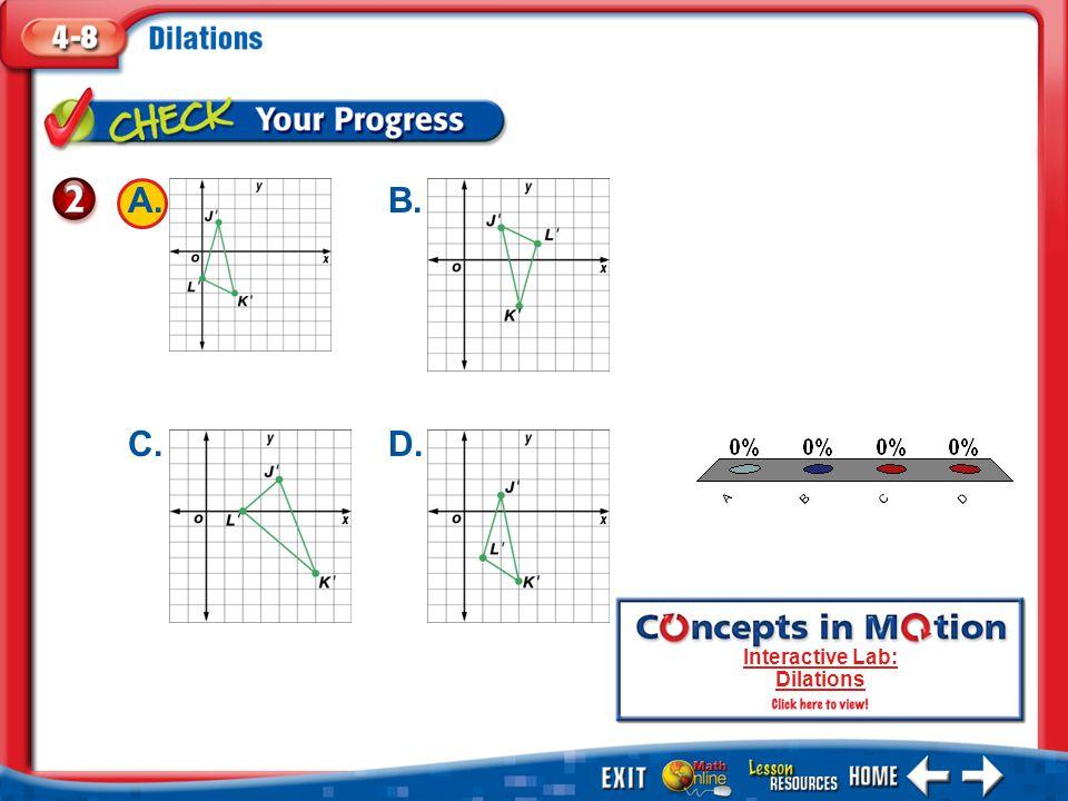 Interactive Lab: Dilations