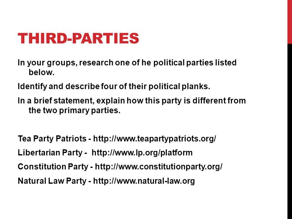 Third-Parties