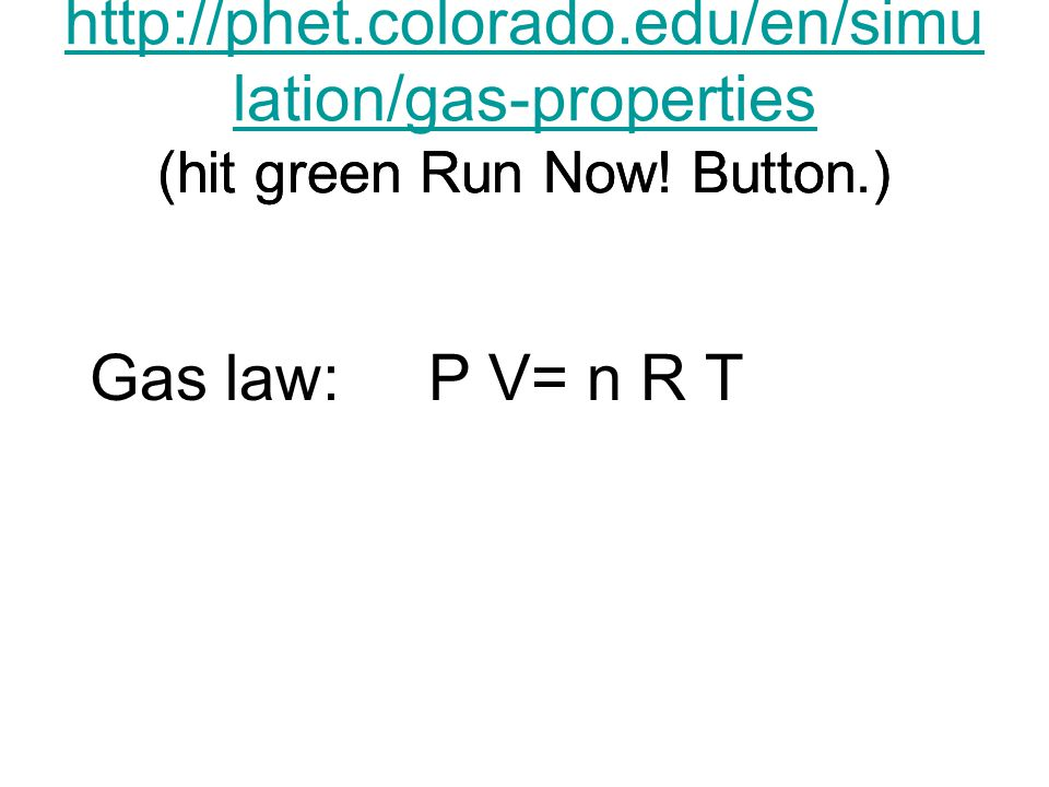 (hit green Run Now! Button.)