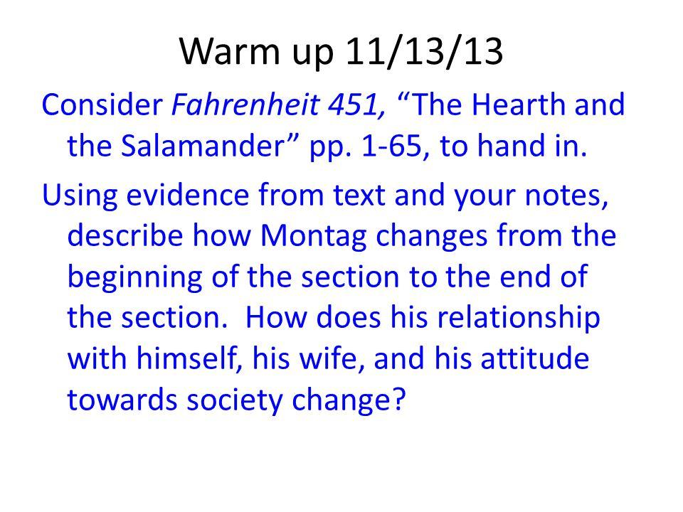 Warm up 11/13/13