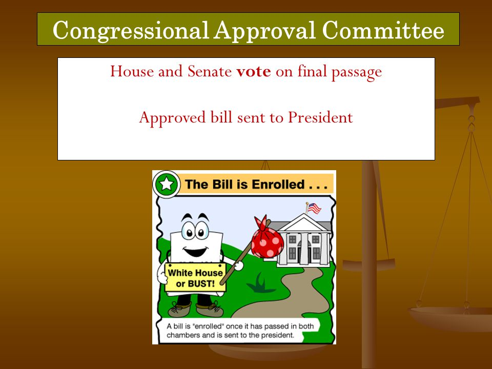 Congressional Approval Committee