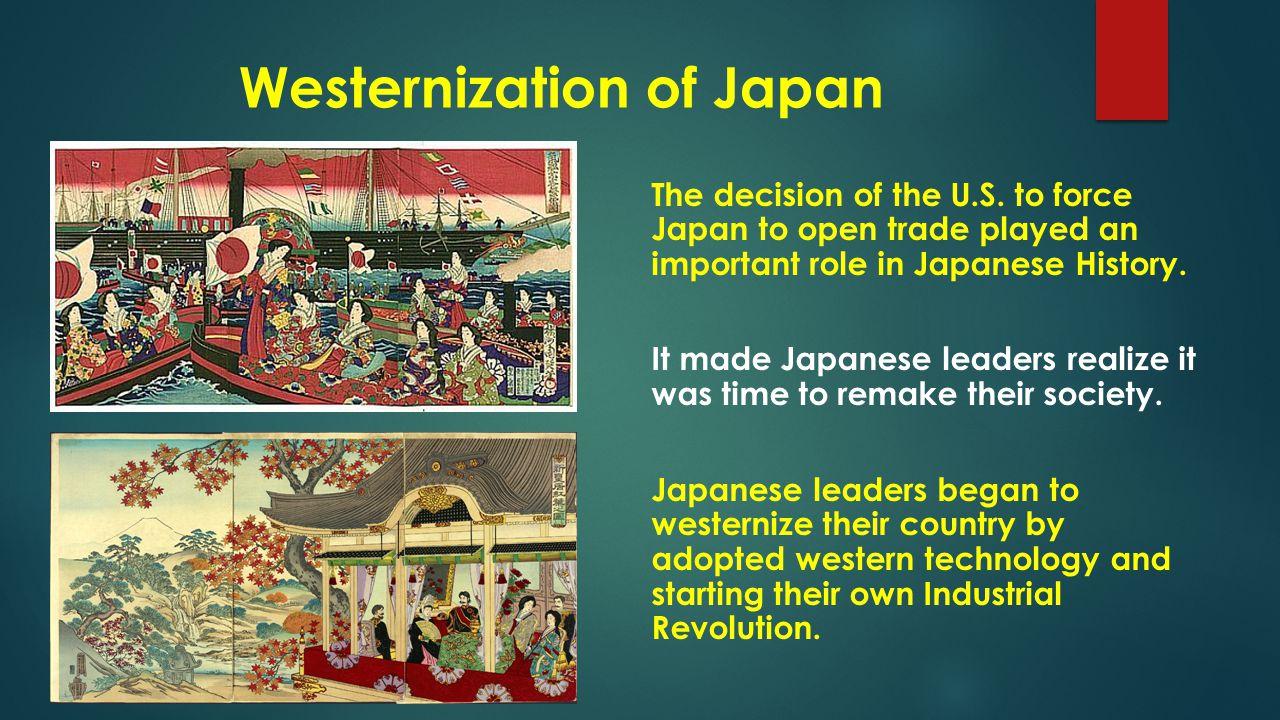 Westernization of Japan