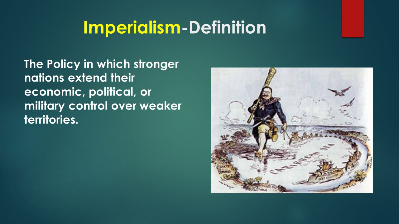 Imperialism-Definition