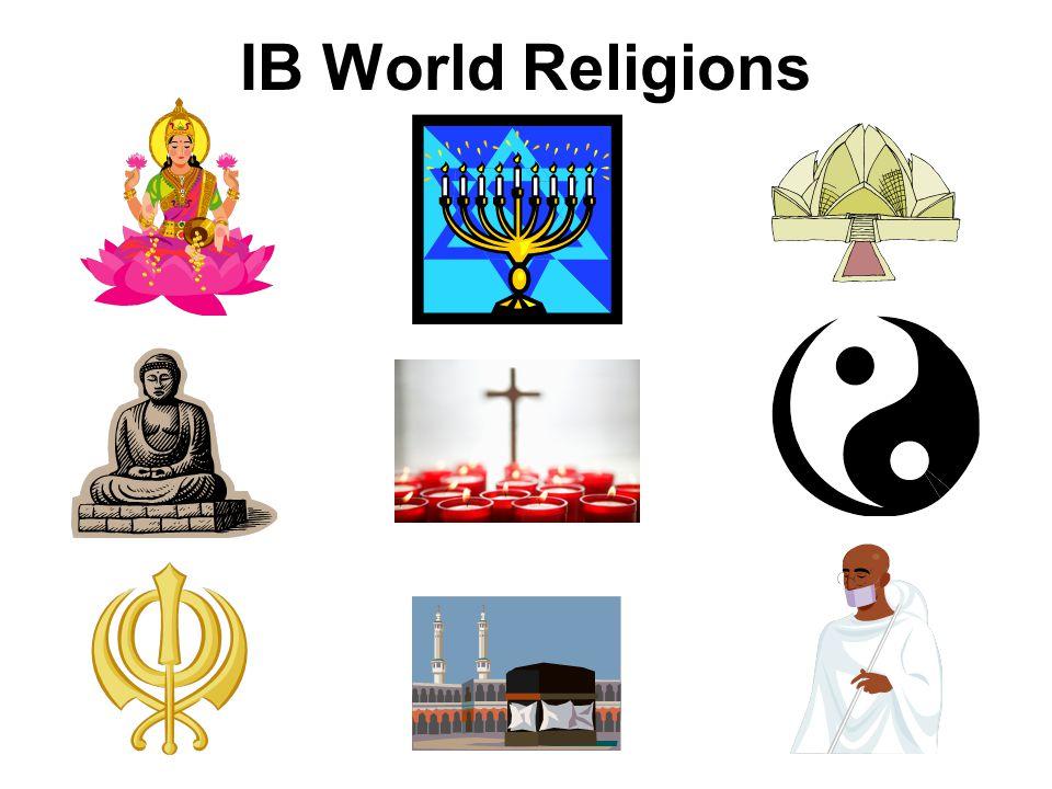 IB World Religions