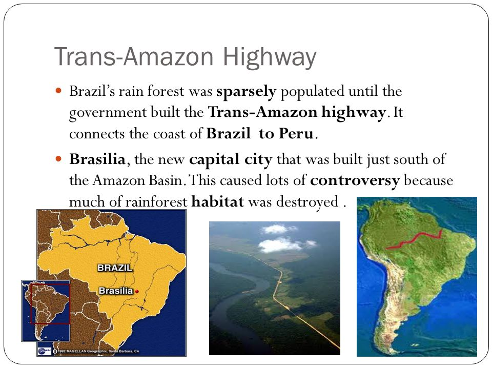 Trans-Amazon Highway