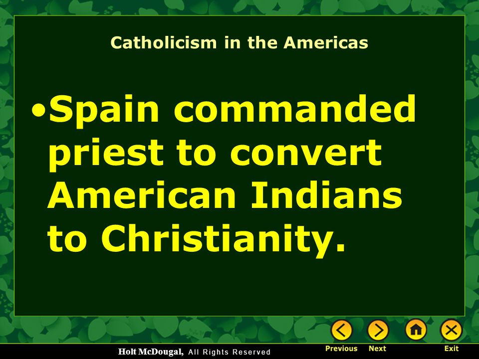 Catholicism in the Americas