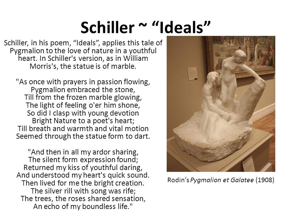 Schiller ~ Ideals