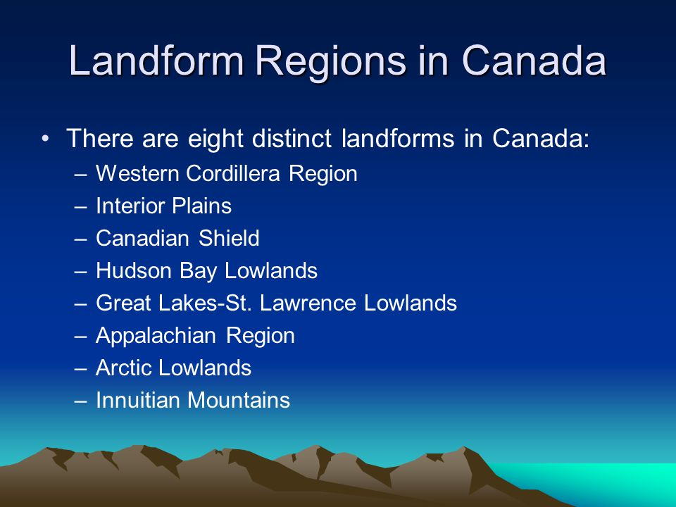 Canadian Shield Facts For Kids