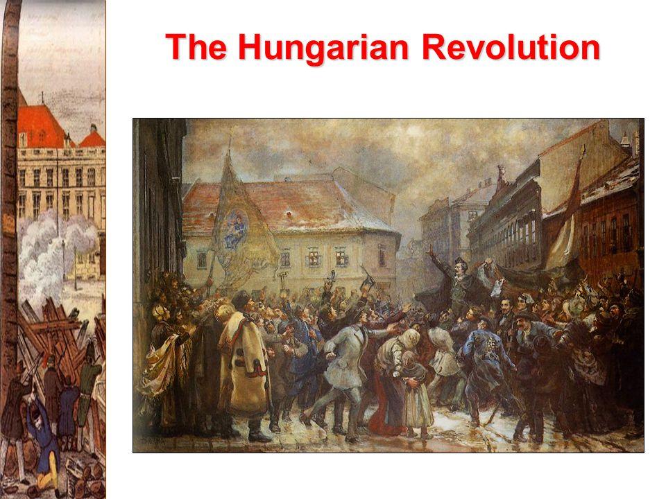 The Hungarian Revolution