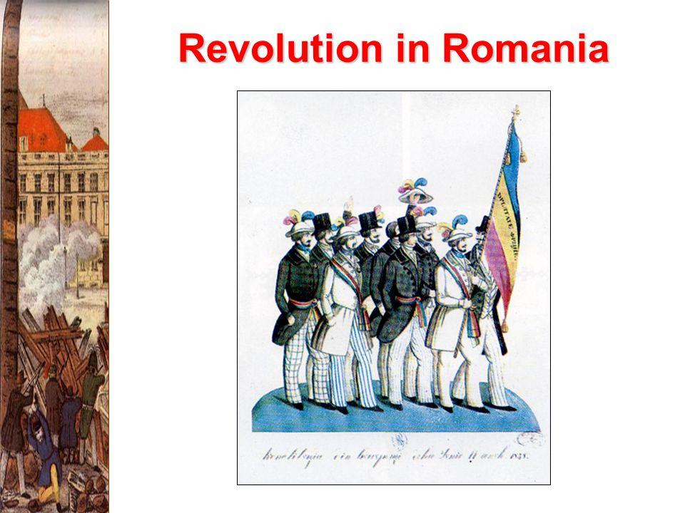 Revolution in Romania