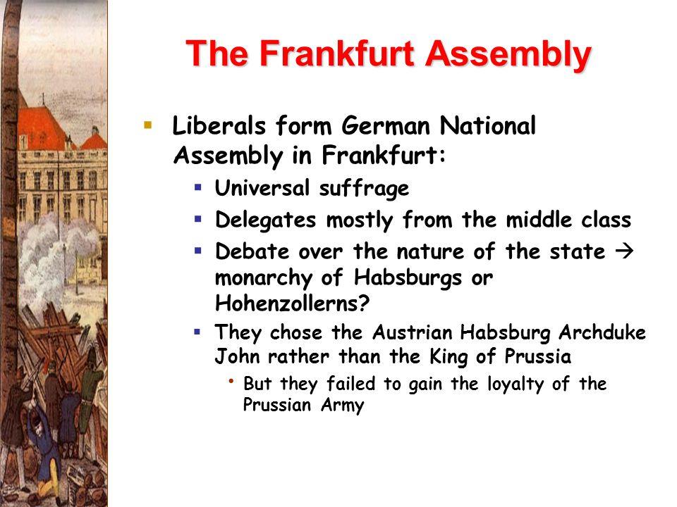 The Frankfurt Assembly