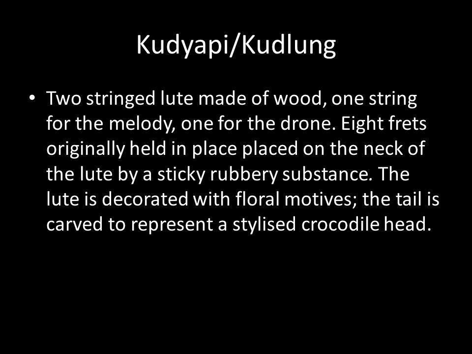 Kudyapi/Kudlung