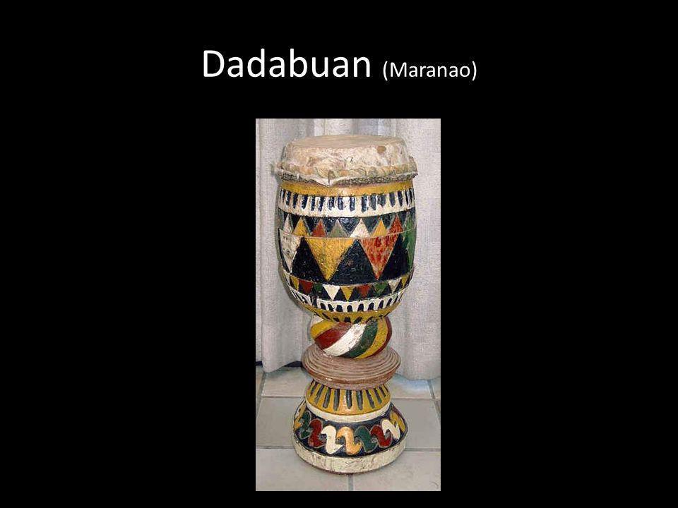 Dadabuan (Maranao)