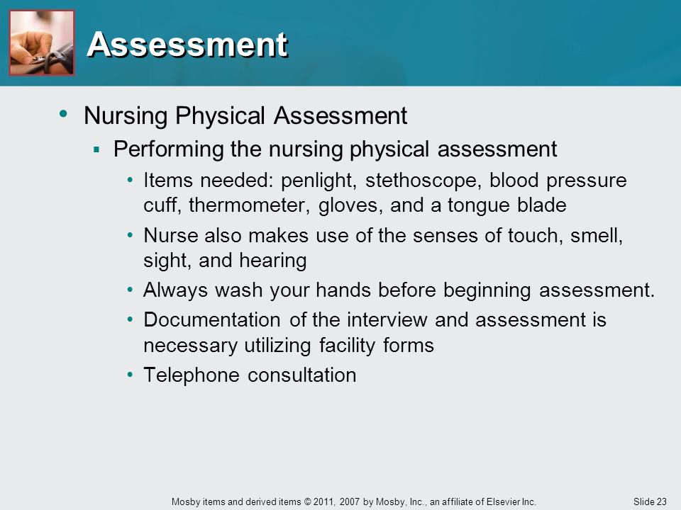 chapter 5 physical assessment ppt video online download