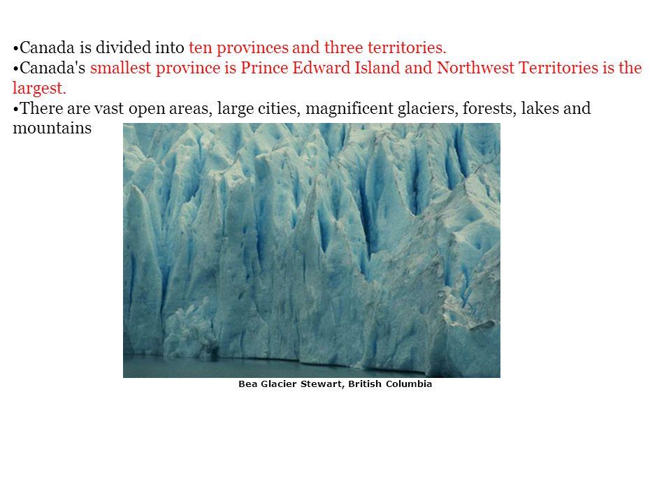 Bea Glacier Stewart, British Columbia