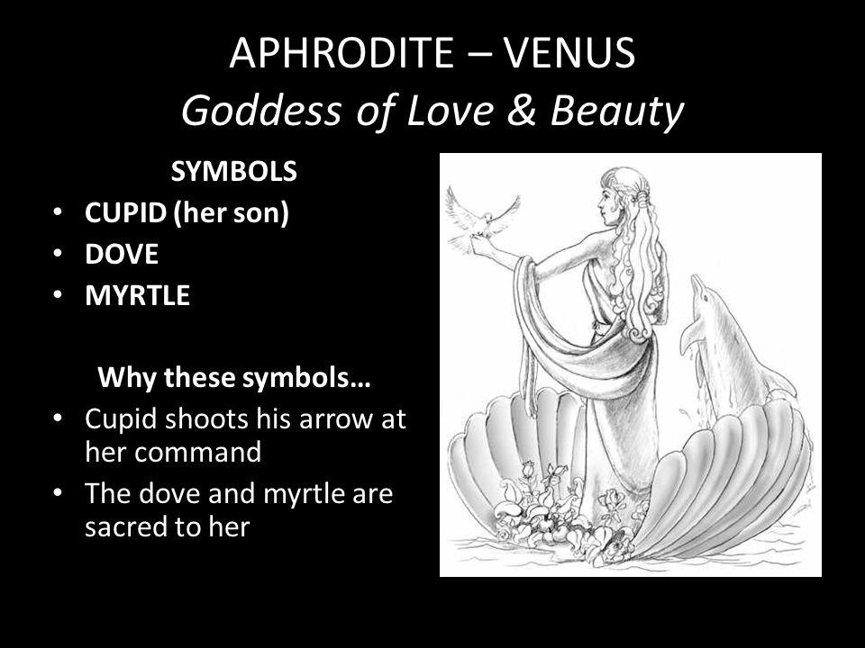 APHRODITE – VENUS Goddess of Love & Beauty