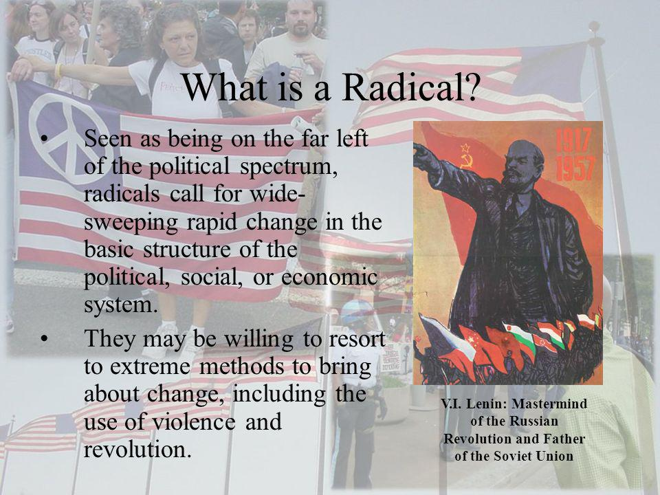 What is a Radical