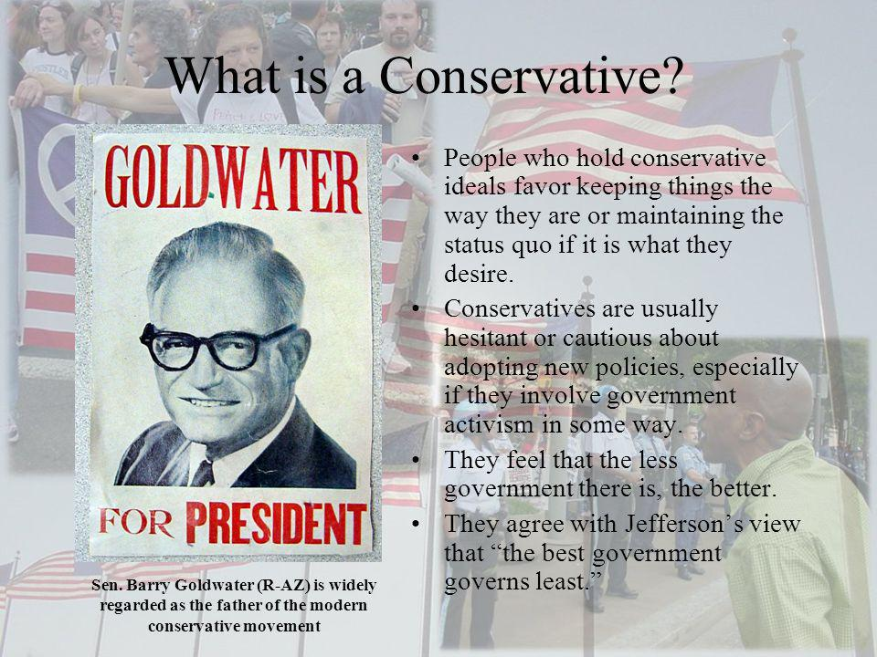 What is a Conservative