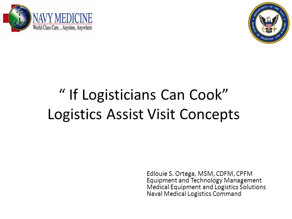 If Logisticians Can Cook Logistics Assist Visit Concepts