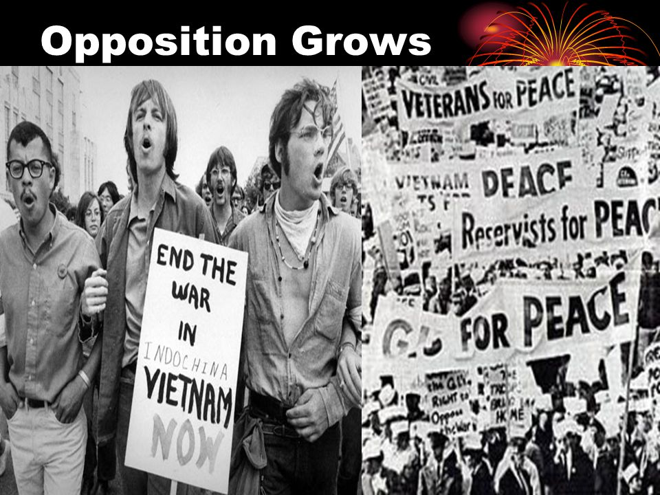 Opposition Grows