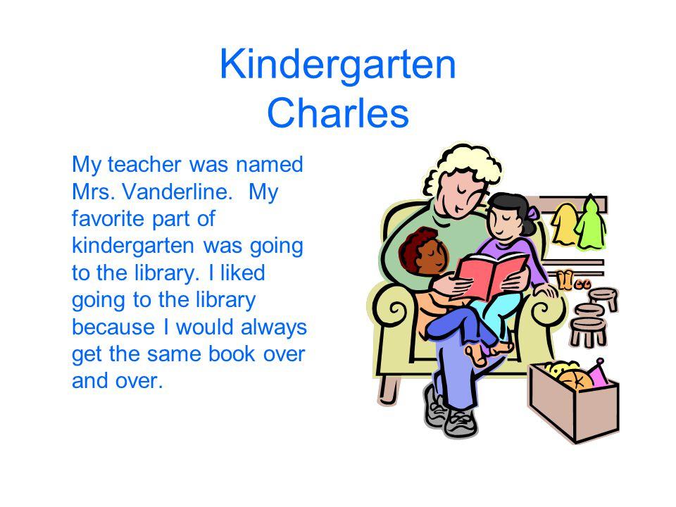 Kindergarten Charles