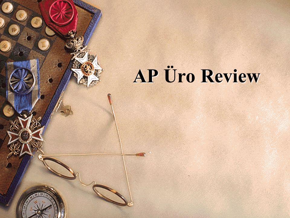 AP Üro Review