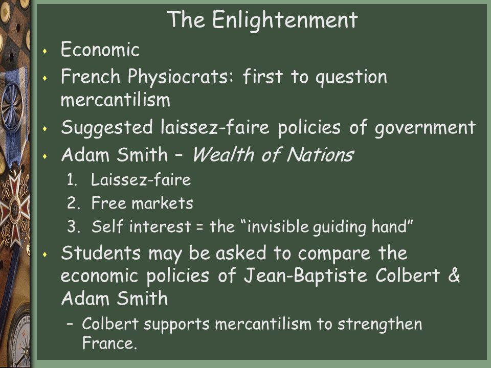 The Enlightenment Economic