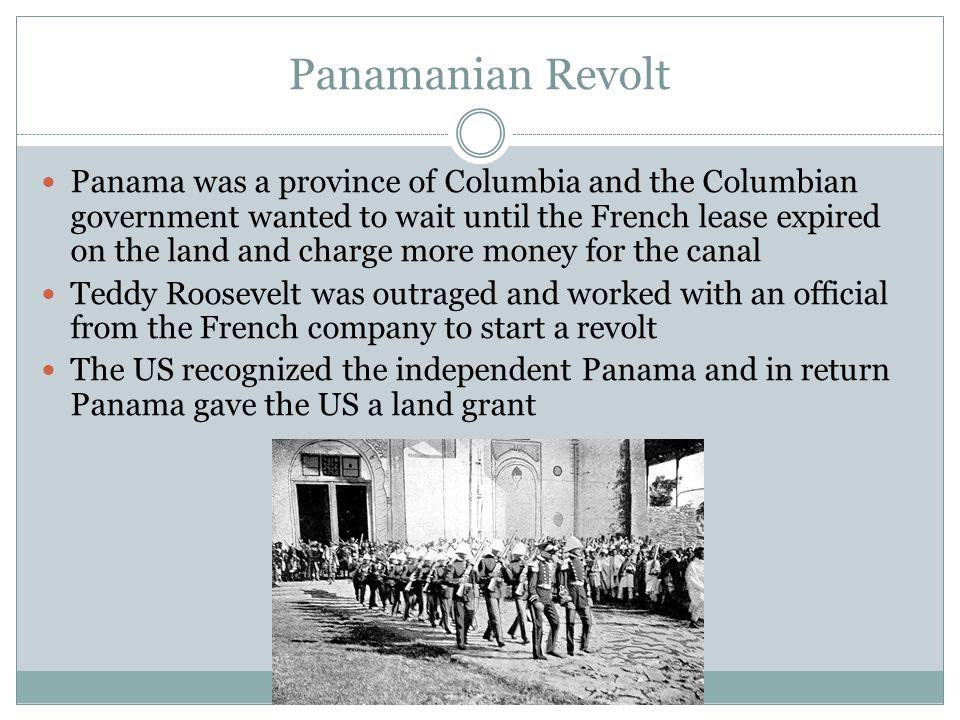 Panamanian Revolt