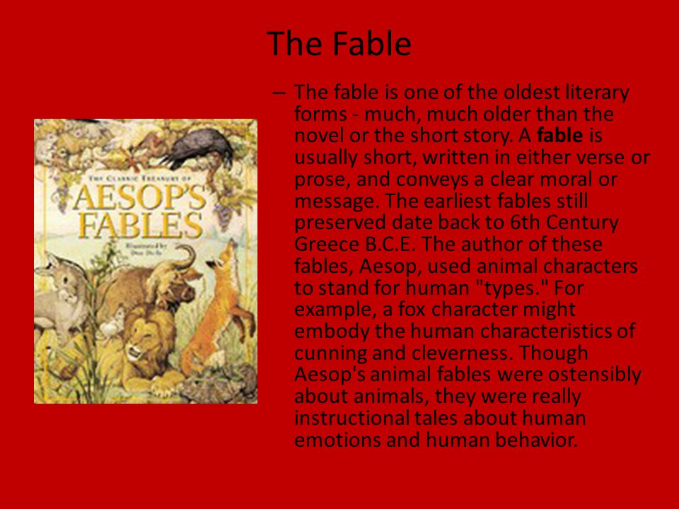 The Fable