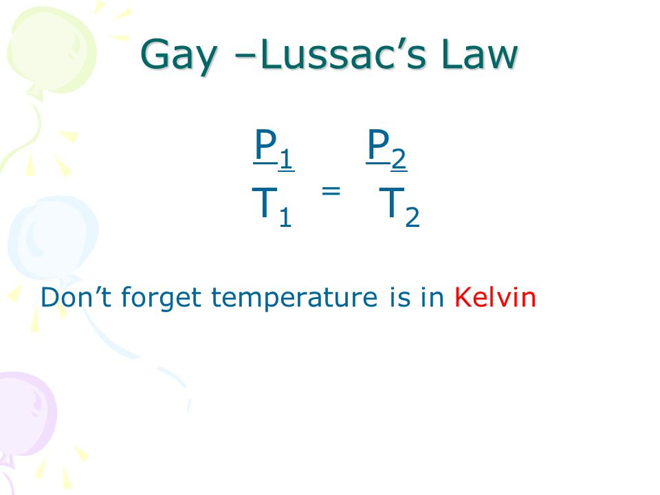 Don't forget temperature is in Kelvin