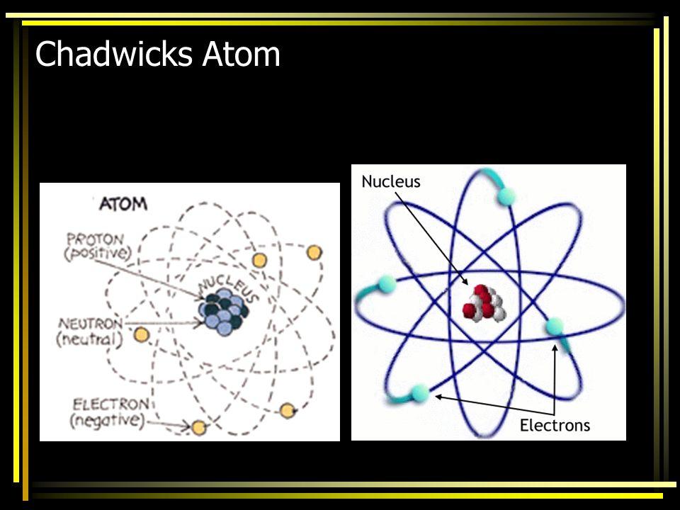 Chadwicks Atom