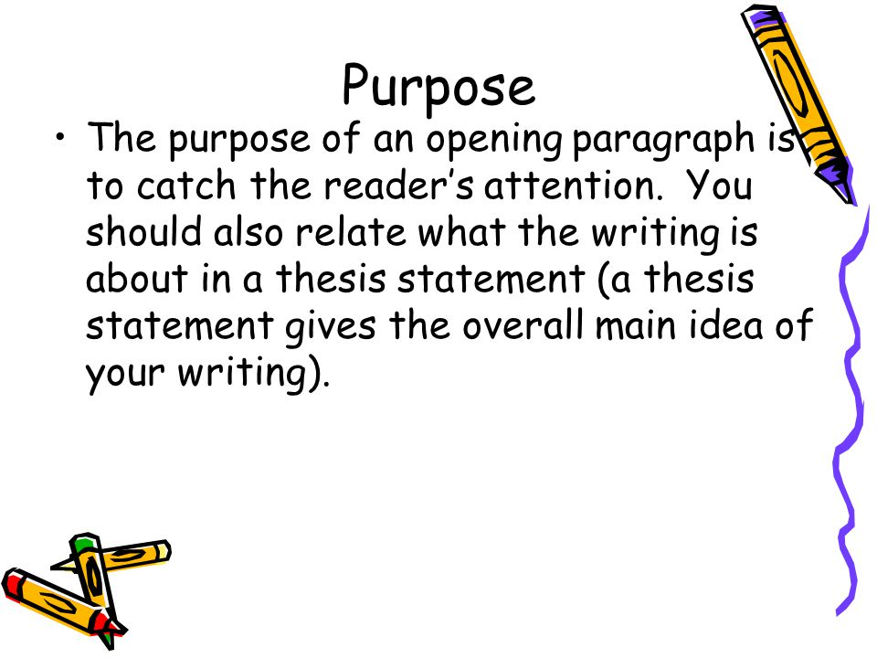 the purpose of education essay