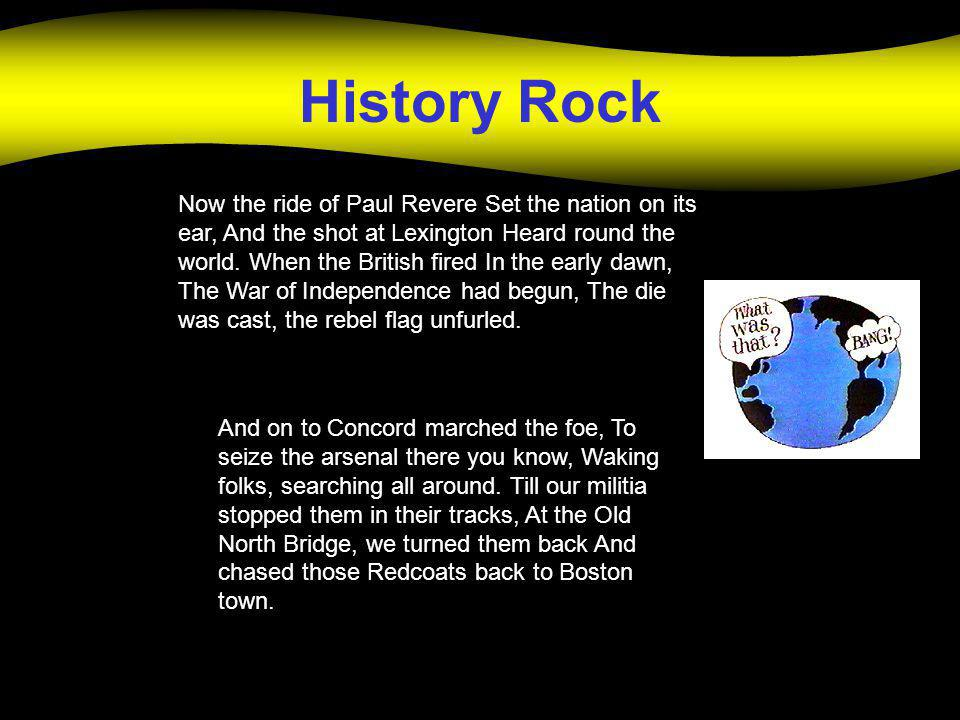 History Rock