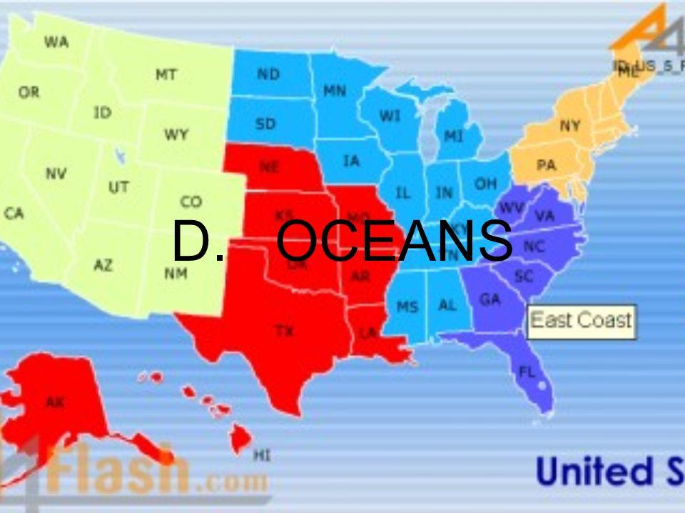D. OCEANS