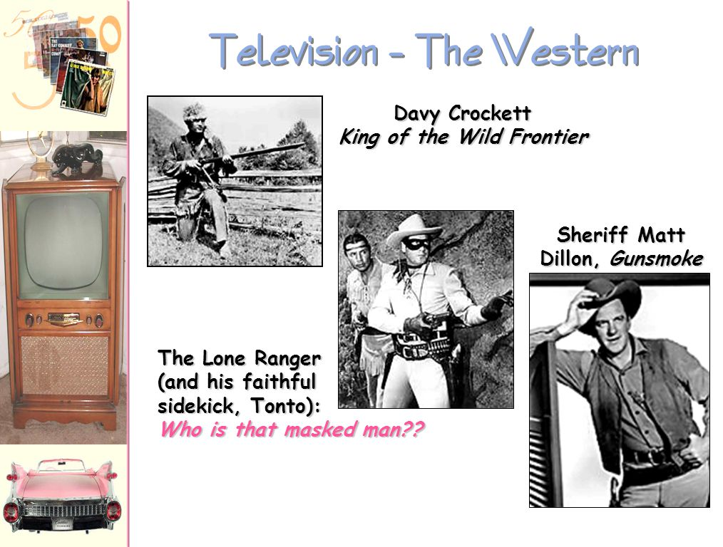 Television – The Western