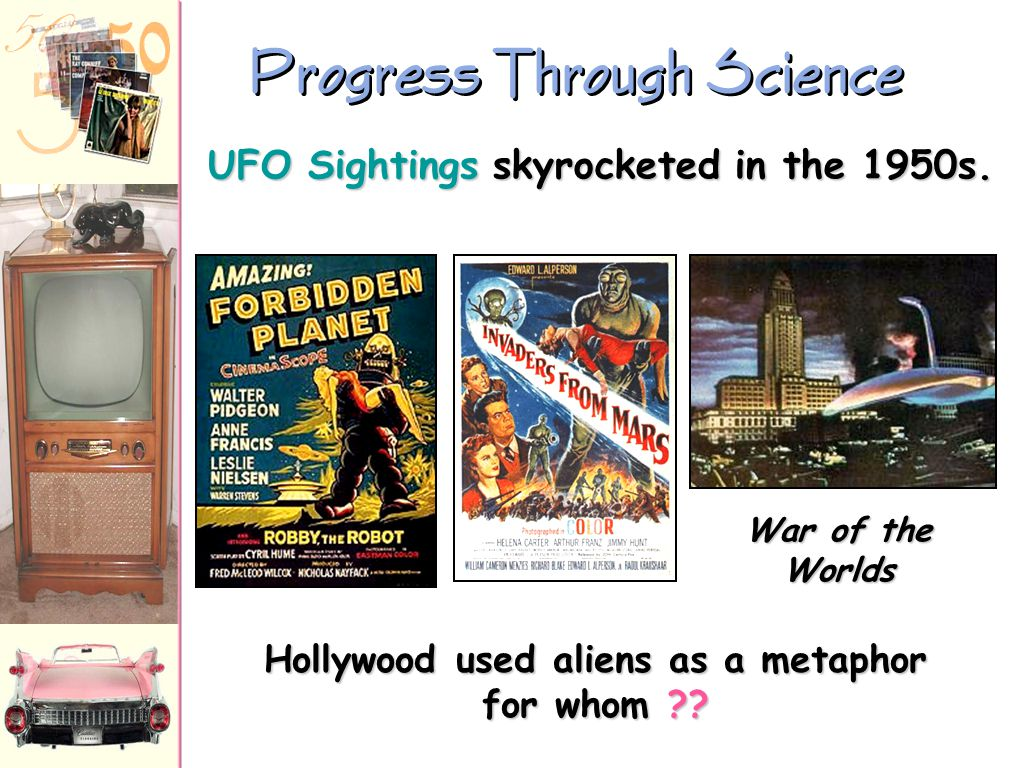 Progress Through Science
