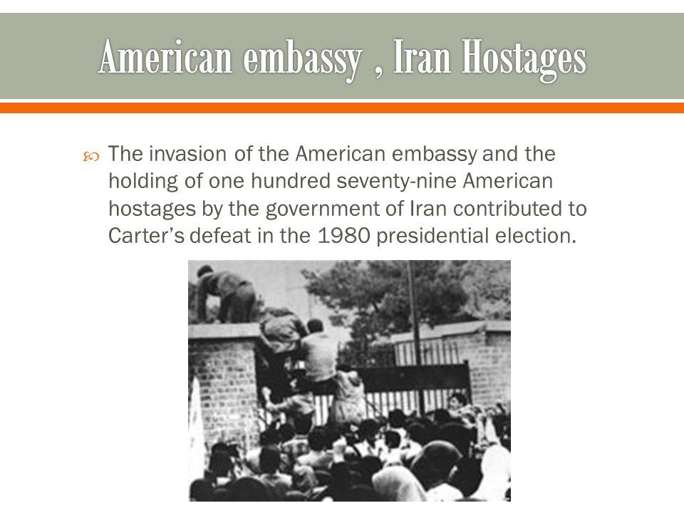 American embassy , Iran Hostages