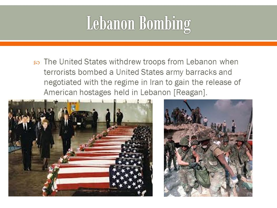 Lebanon Bombing
