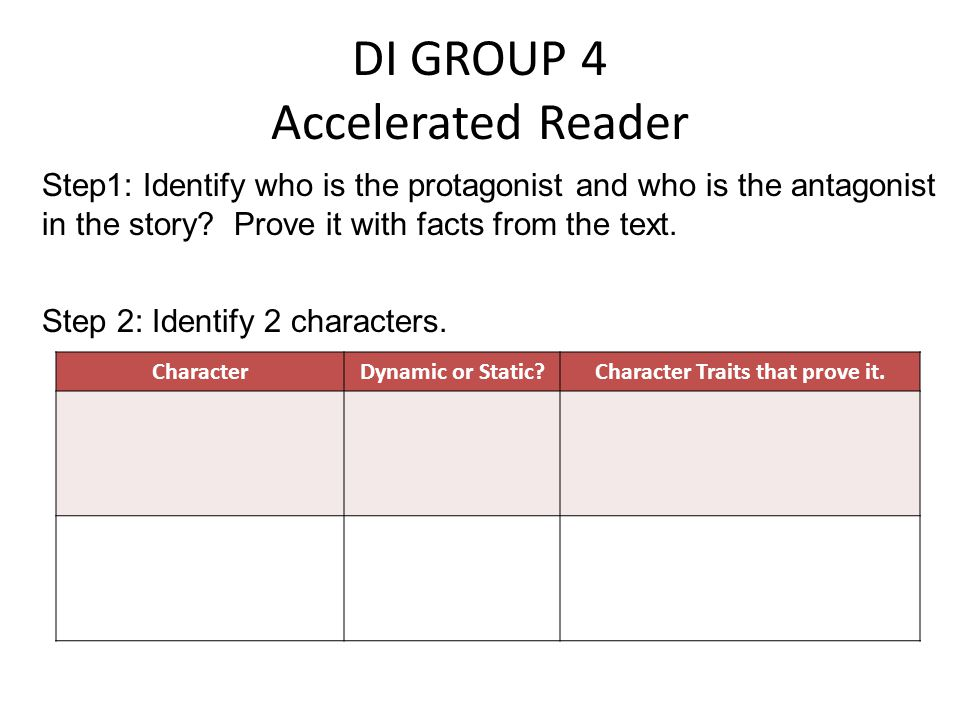 DI GROUP 4 Accelerated Reader