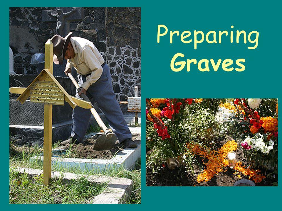 Preparing Graves