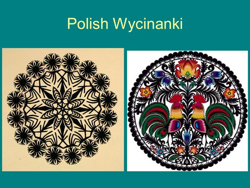 Polish Wycinanki