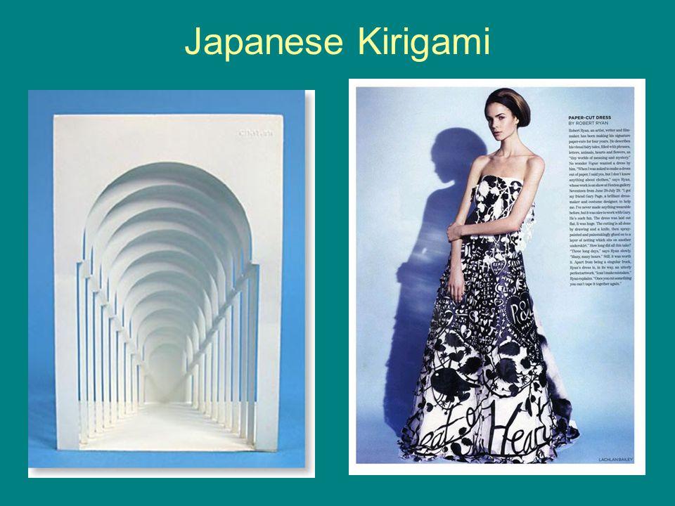 Japanese Kirigami