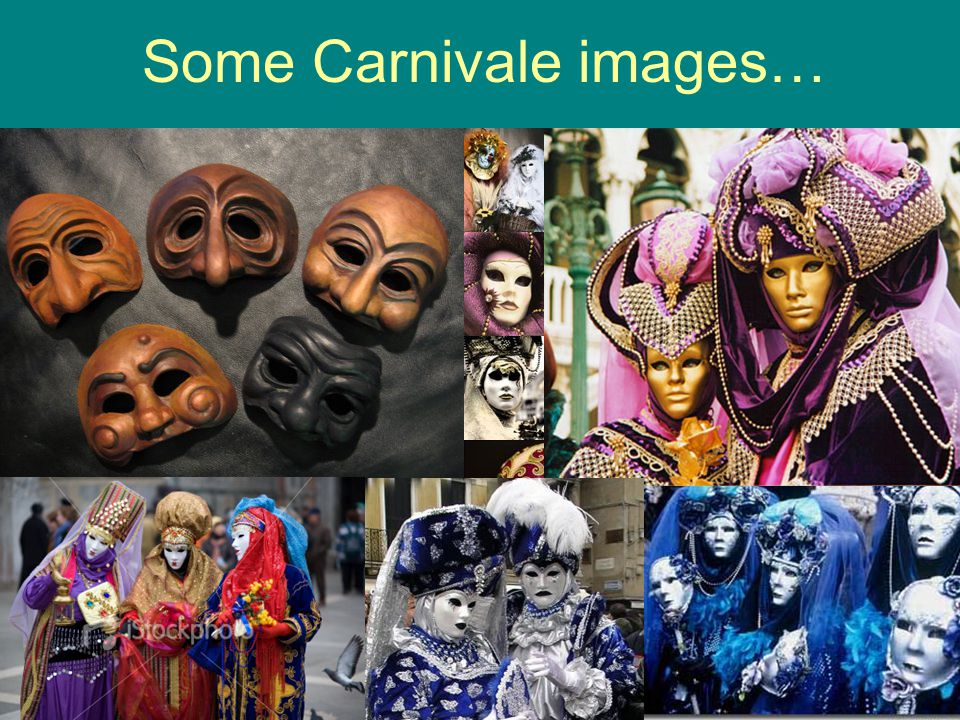 Some Carnivale images…