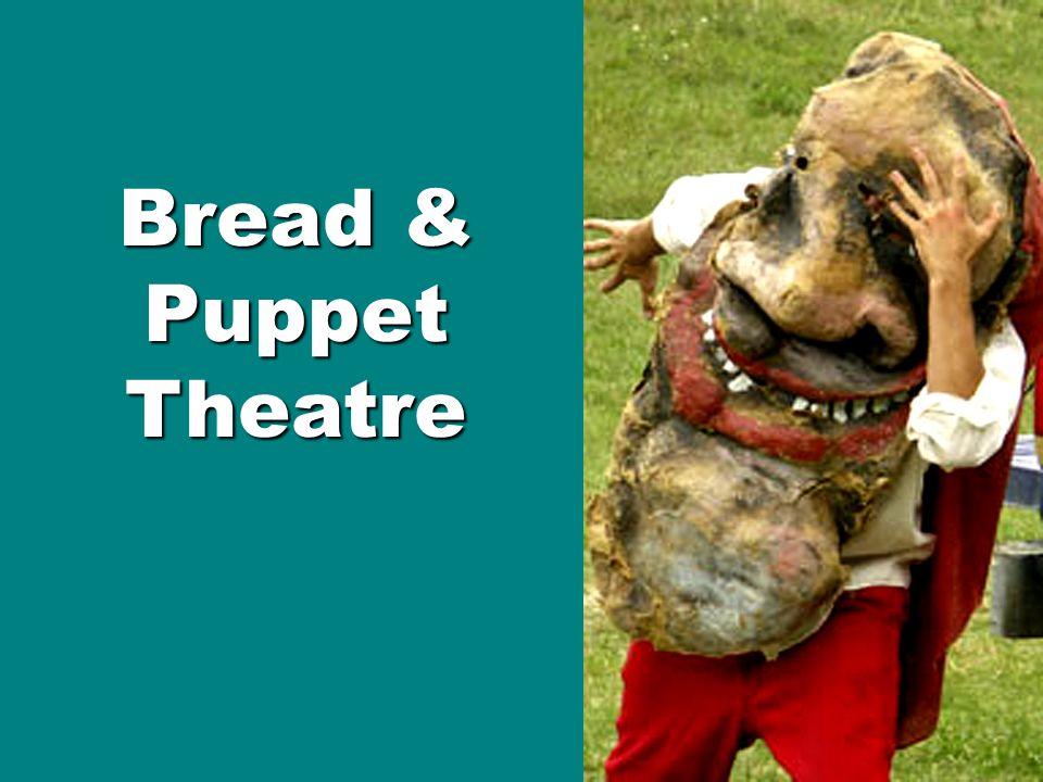 Bread & Puppet Theatre
