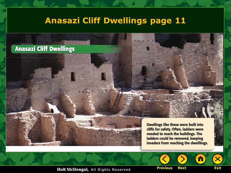 Anasazi Cliff Dwellings page 11