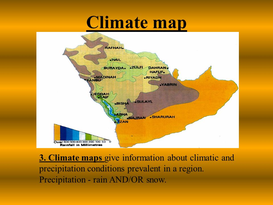 Climate map 3.