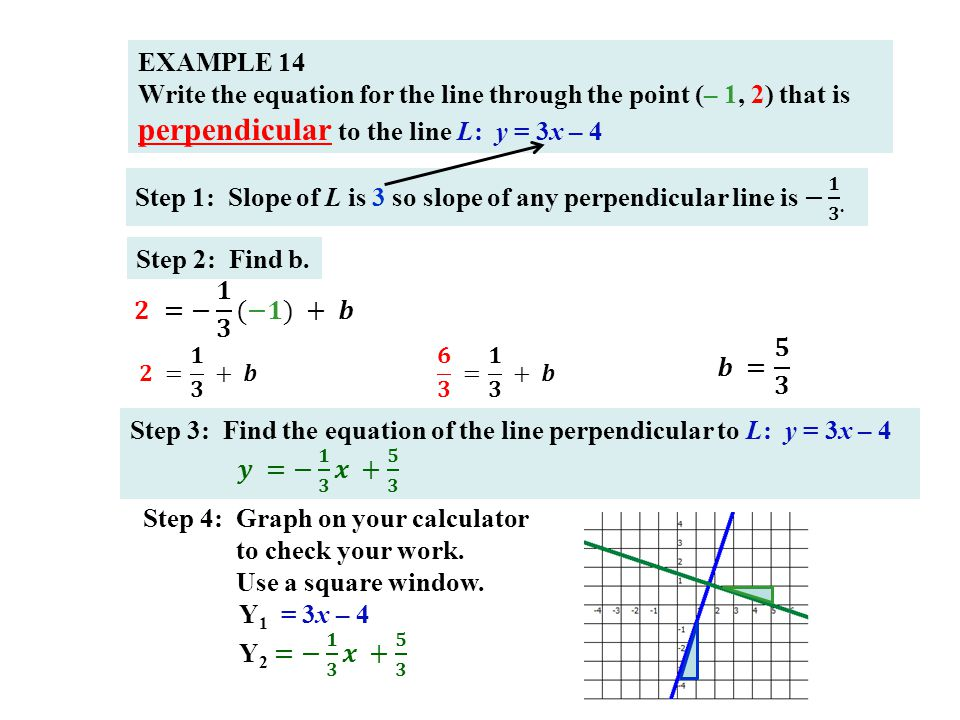 writing equations of lines calculator Writing equations of lines 1 - use point-slope form to write the equaiton of a line 4 - determine whether graphs of linear equations are parallel, perpendicular, or neither the other format for straight-line equations is called the point-slope form for this one, they.