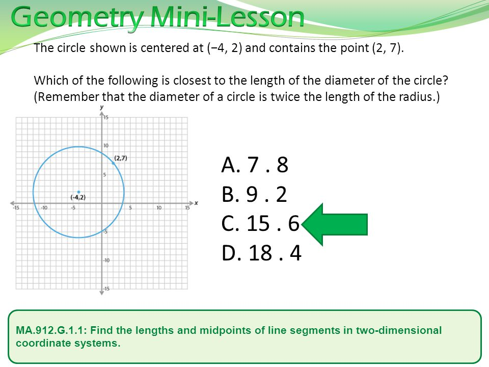 Geometry Mini-Lesson