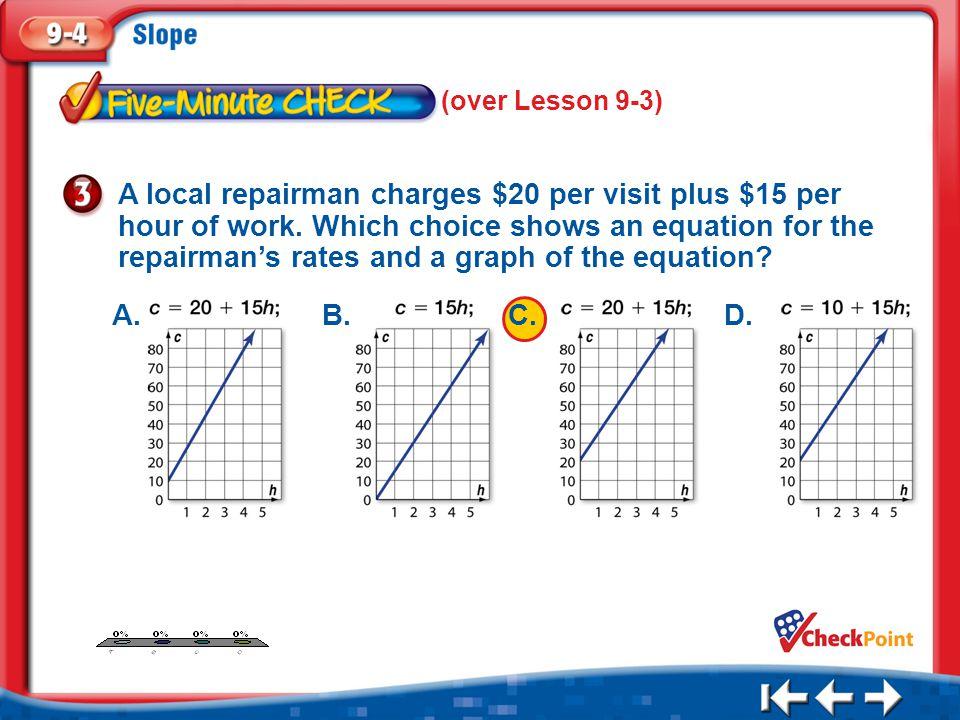 (over Lesson 9-3)