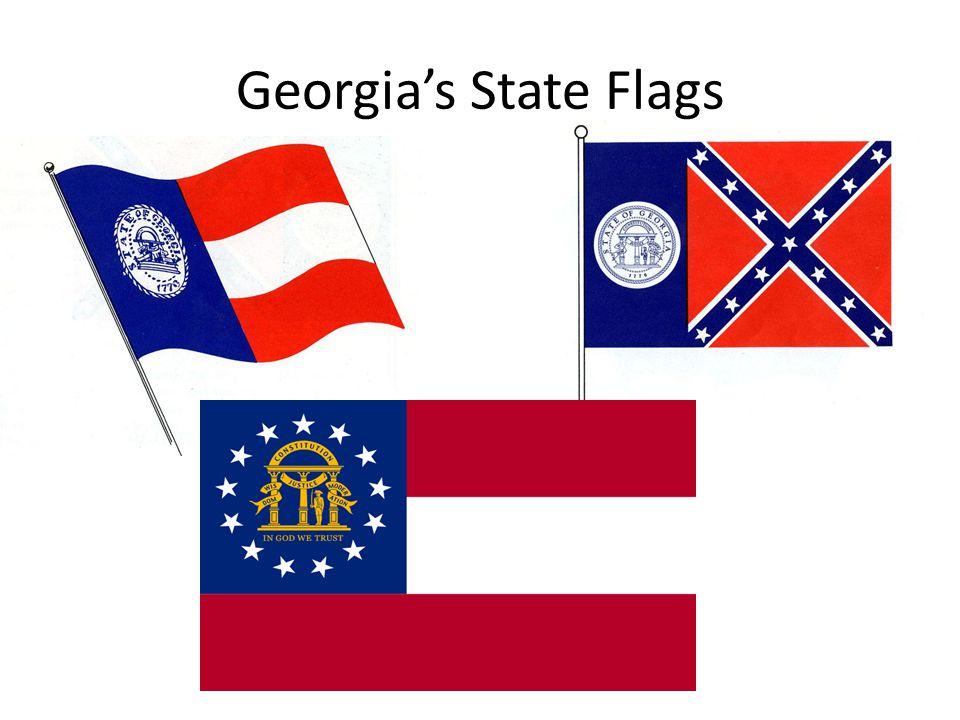 Georgia's State Flags
